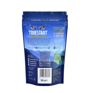 TrueStart Coffee pouch right back atcha!