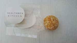 Healthbox Kitchen Energy Balls