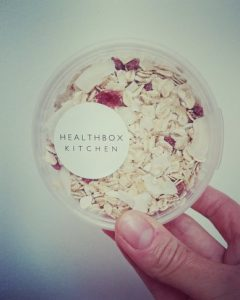 Healthbox Kitchen Muesli
