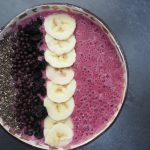 Neapolitan Smoothie Bowl