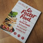 Go Faster Food For Your Active Family Book Review