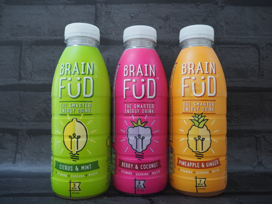 Brain Fud Energy Drink Review
