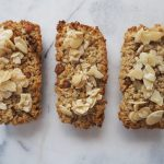 Vegan Almond Flapjack Recipe