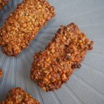 High Fibre Puffed Grain Banana Nut Flapjacks