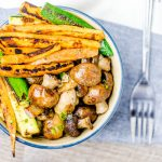roasted-mushrooms-sweet-potatoes-zucchini
