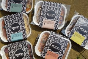 Selection of 6 packages Mitch's Kitchen Plant Based Vegan Meals