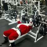 christmas health and fitness to lose pounds
