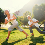 a seniors guide to safely staying active