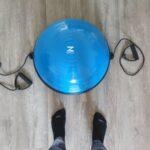 zelus fitness balance ball review