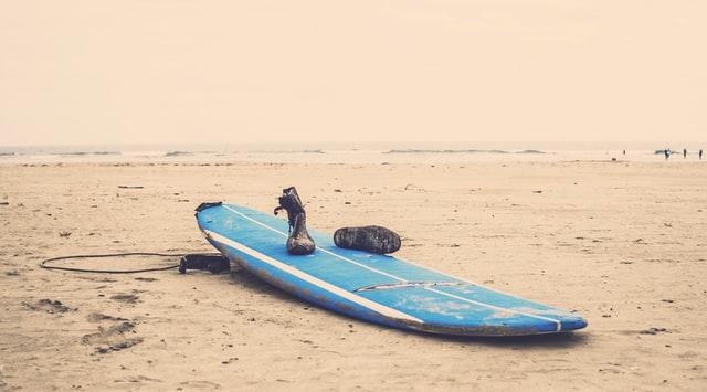surfing kit