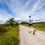 which is bettter trail running or road running