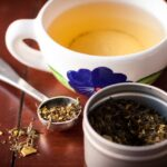 food pairings what goes well with green tea