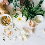 ingestible beauty skincare routine