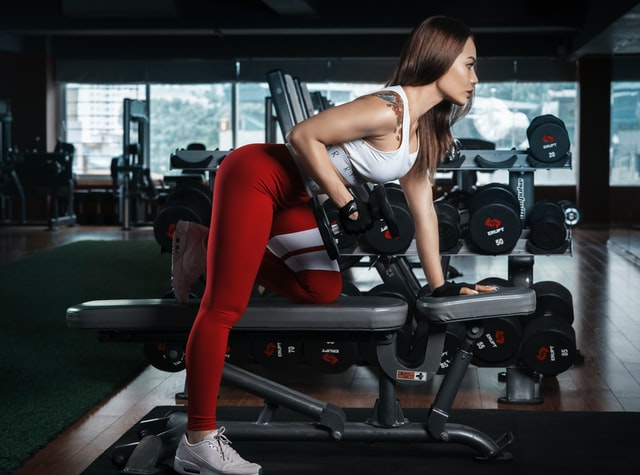 safe for women to use pre workout supplements